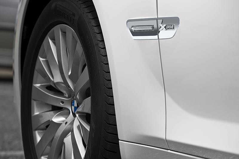 BMW 7er mit xDrive