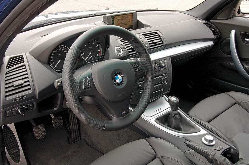 Innenraum BMW 130i