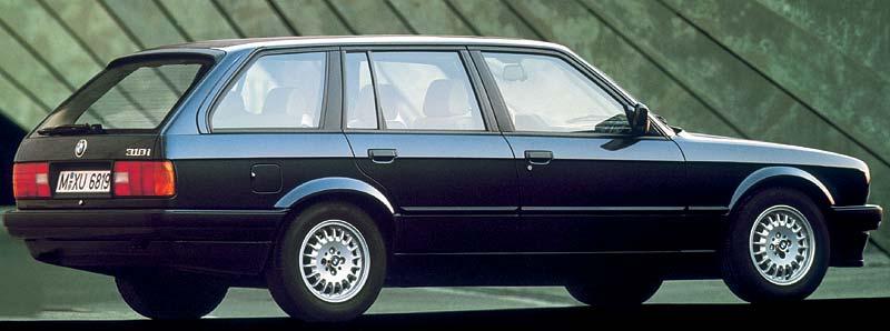BMW 318i Touring aus dem Jahr 1989
