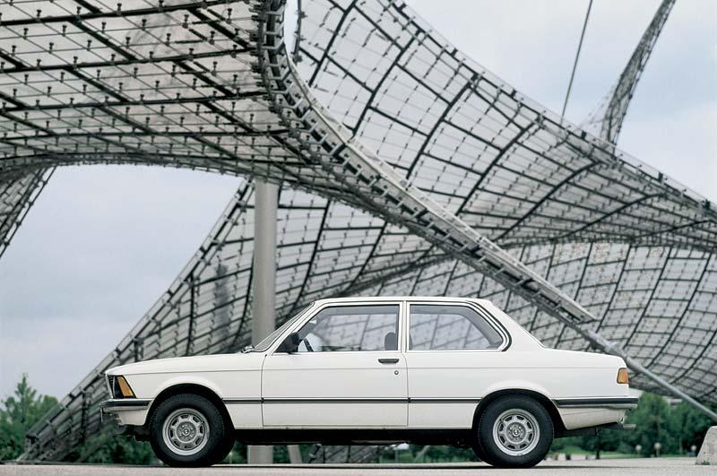 BMW 3er aus dem Jahr 1975