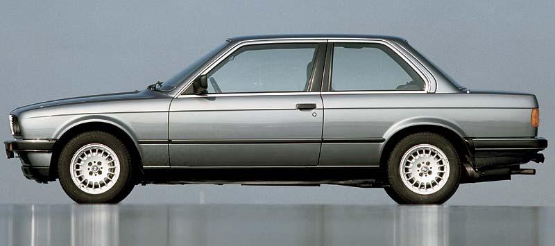 BMW 3er aus dem Jahr 1982