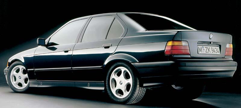 BMW 3er aus dem Jahr 1994