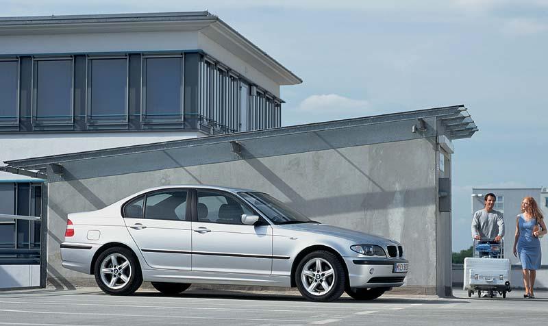 BMW 3er, Modell 2002
