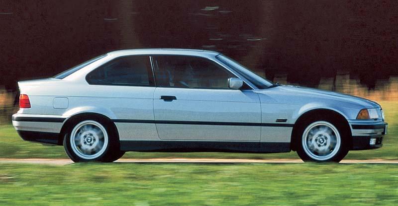 BMW 3er Coupé aus dem Jahr 1995