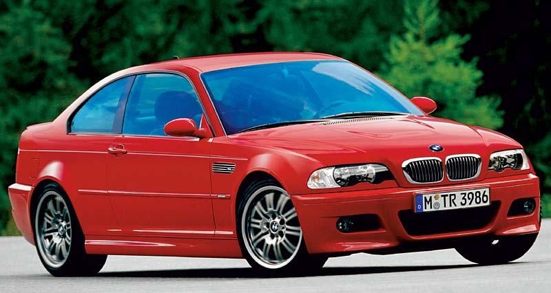 BMW M3 Coupé aus dem Jahr 2000