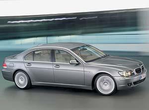 BMW 750Li Nach Dem Facelift 2005