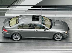 BMW 7er (Langversion) nach dem Facelift 2005