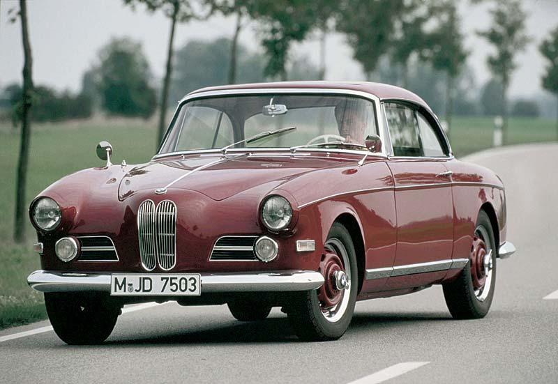 BMW 503 Coupé