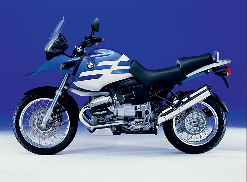 Foto Bmw R 1150 Gs Vergr 246 223 Ert
