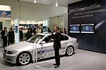 BMW ConnectedDrive auf der CeBIT 2005