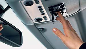 Das BMW Fahrzeug übermittelt per Notruf automatisch den genauen Standort und relevante Fahrzeugdaten