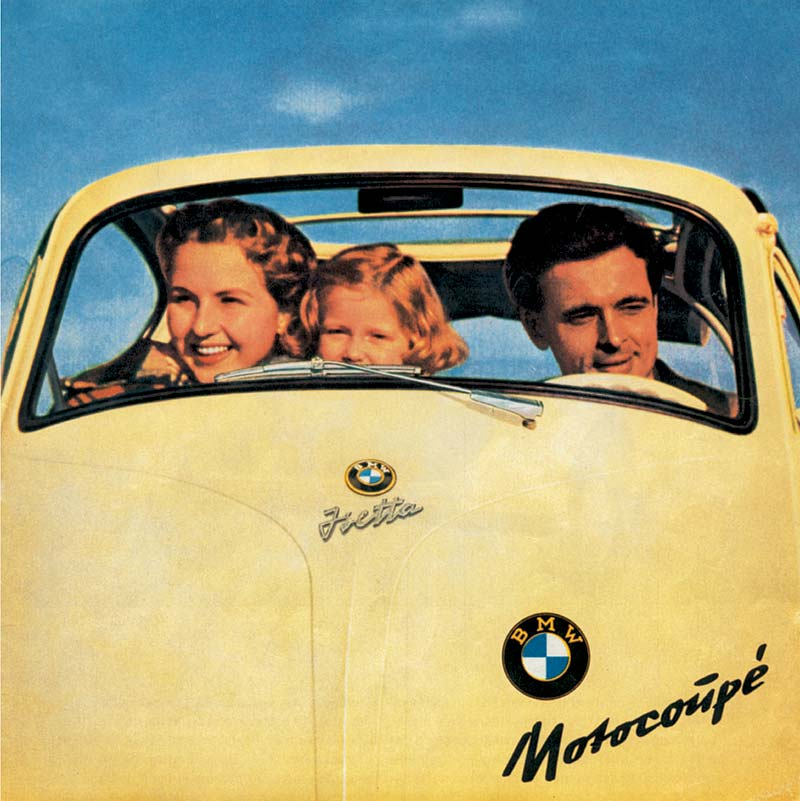 BMW Isetta Standard 1955