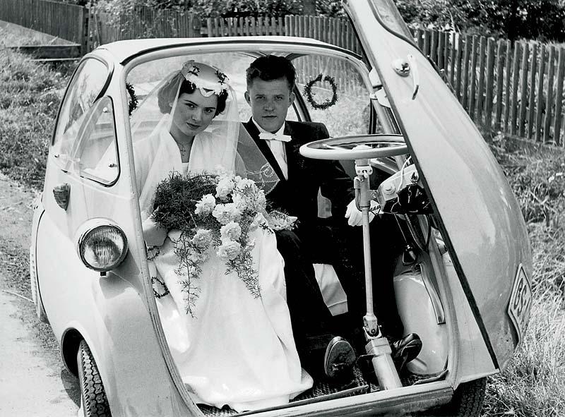 BMW Isetta Standart 1956