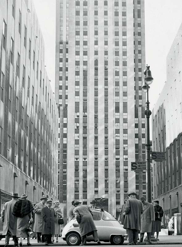 BMW Isetta in New York