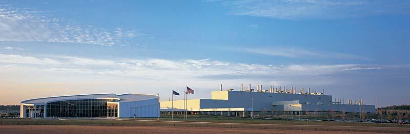 BMW eröffnet in Spartenburg, S.C. sein erstes Automobilwerk in Amerika