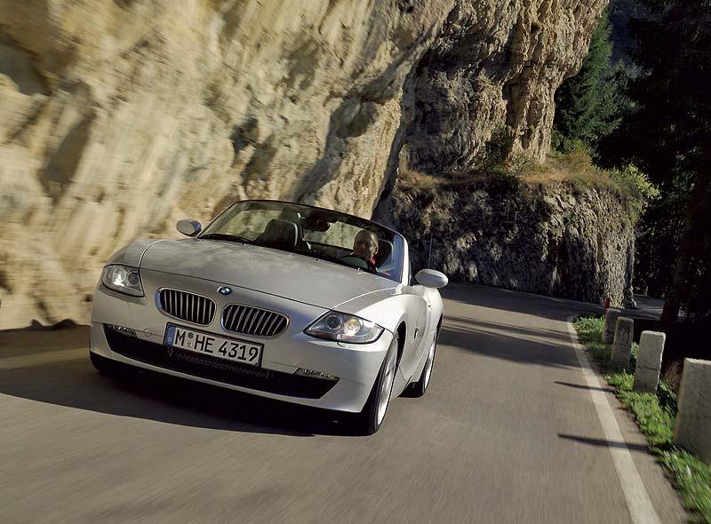 BMW Z4 Roadster (Modell E85)