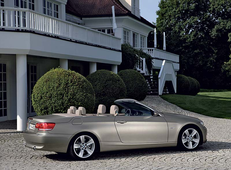 Das neue BMW 3er Cabrio
