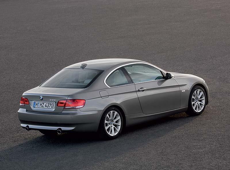 Das neue BMW 3er Coupé, Modell E92