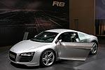 Audi R8, Essen Motor Show 2006