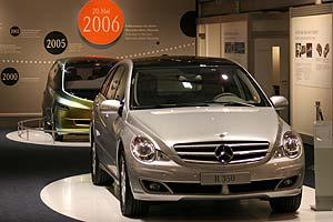 Techno classica 2006 mercedes benz daimler chrysler for Mercedes benz daimler chrysler
