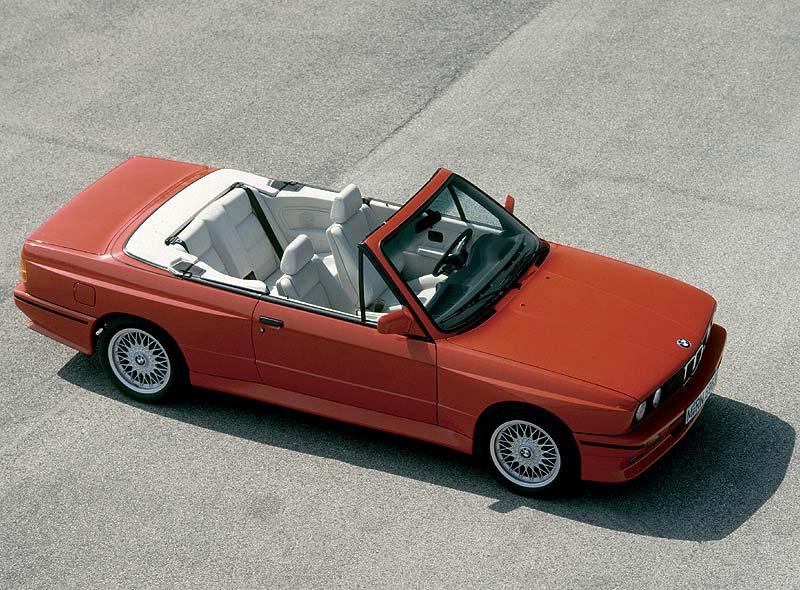 BMW M3 Cabrio (Modell E30)