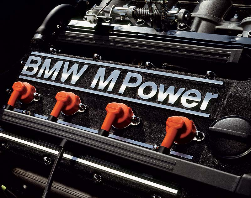 BMW M3 Sport Evolution, Motor