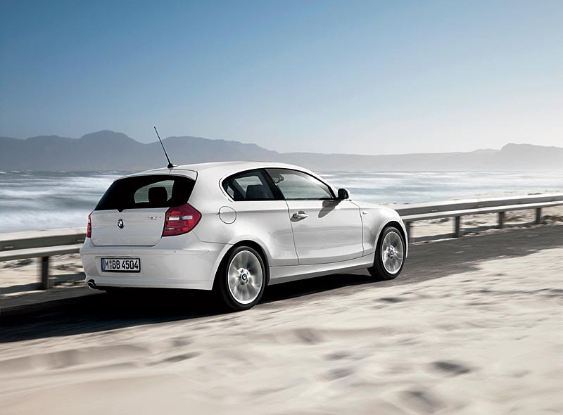 BMW 1er (Facelift-Modell E87) als 3-Türer