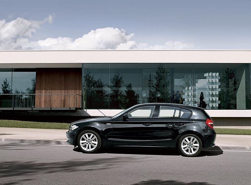 BMW 1er (Facelift-Modell E87) als 5-Türer