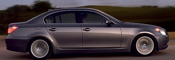 7-forum - technische daten: bmw 550i touring, <br>modell e61