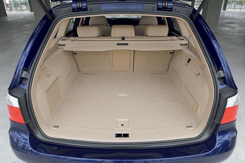 BMW 5er Touring, Faceliftmodell E60
