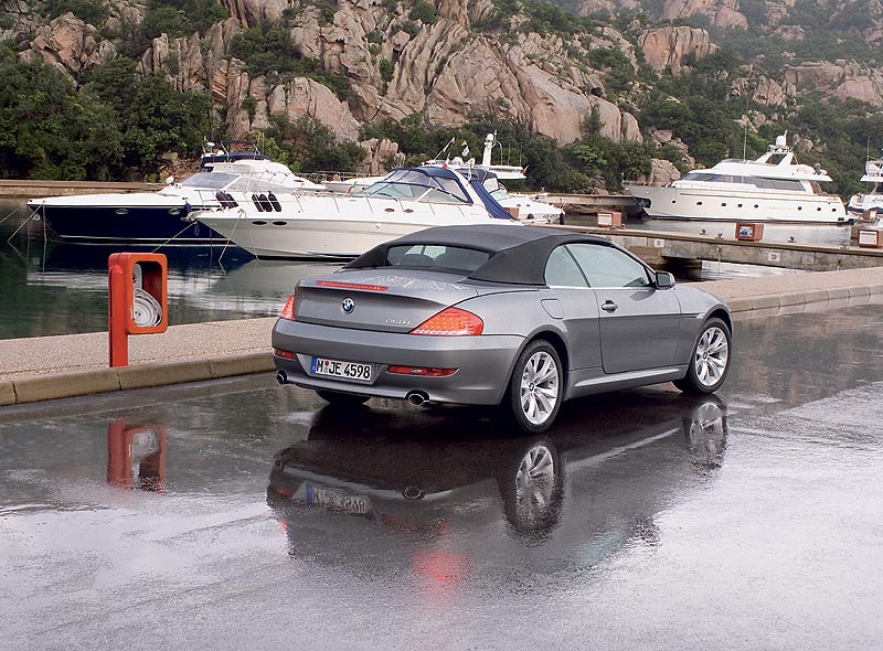 BMW 6er Cabrio (Faceliftmodell 2008)