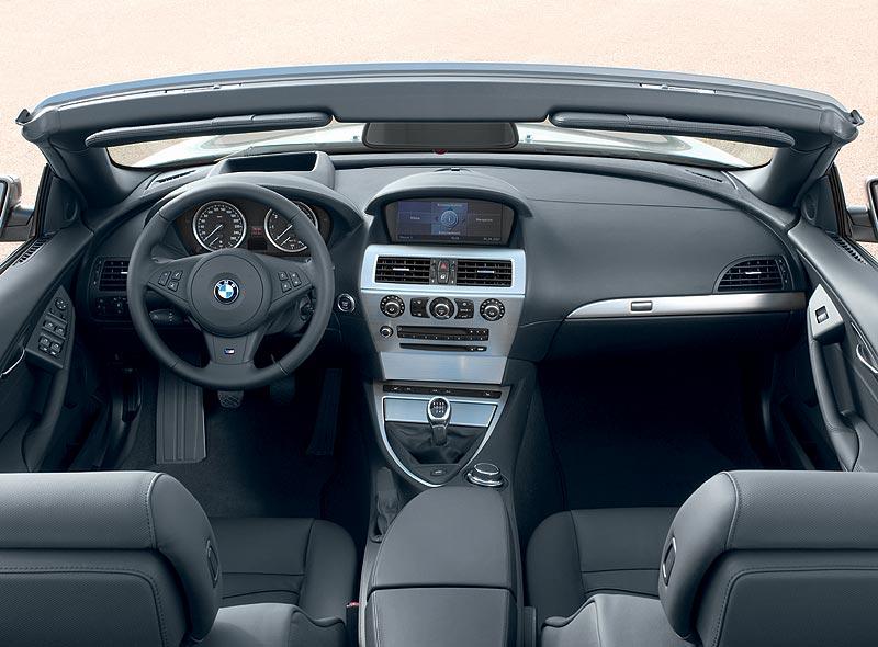 BMW 6er Cabrio (Faceliftmodell 2008)