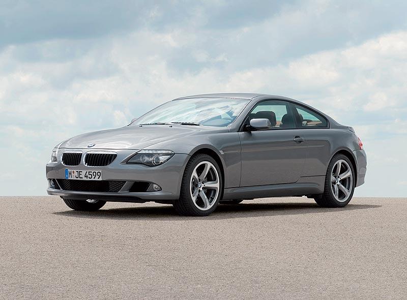 BMW 6er Coupé (Facelift-Modell 2008)