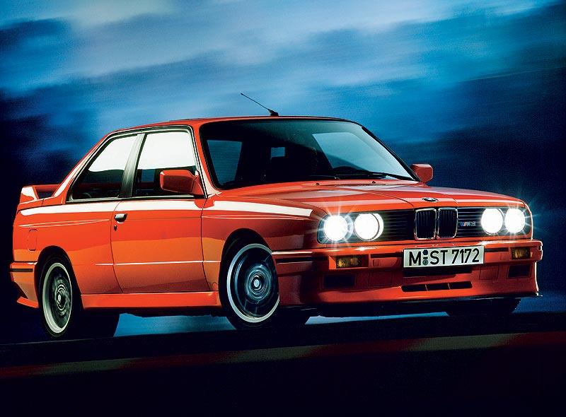 BMW M3 (Modell E30) Evo 1, 1988
