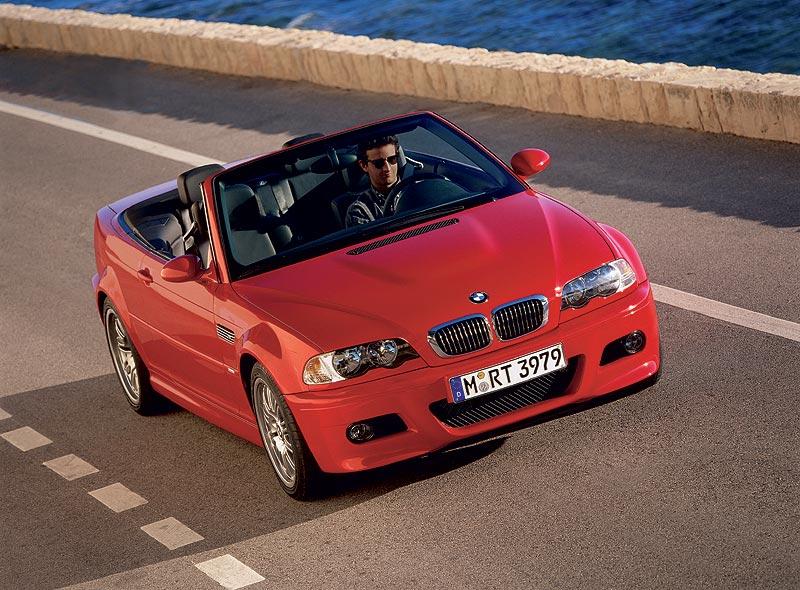 BMW M3 Coupé, Modell E46, 2000
