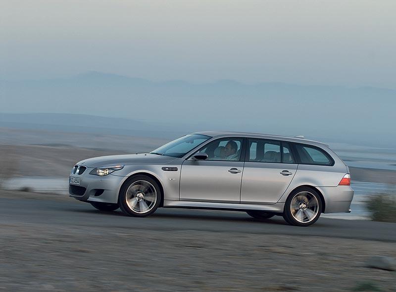 BMW M5 Touring (Modell E61)