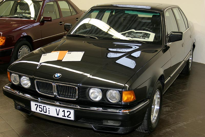 1989 Bmw 750i E32 Related Infomation Specifications border=