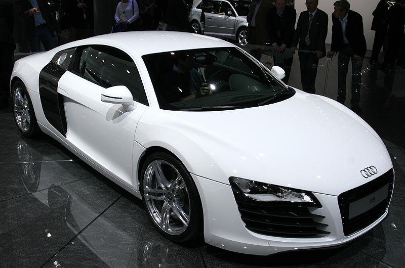 Audi R8, IAA 2007
