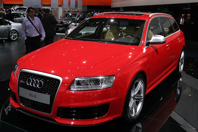 Audi RS 6 Avant, IAA 2007