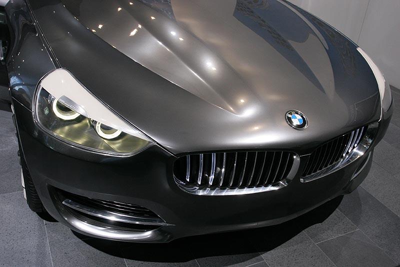 BMW Concept CS, IAA 2007 in Frankfurt