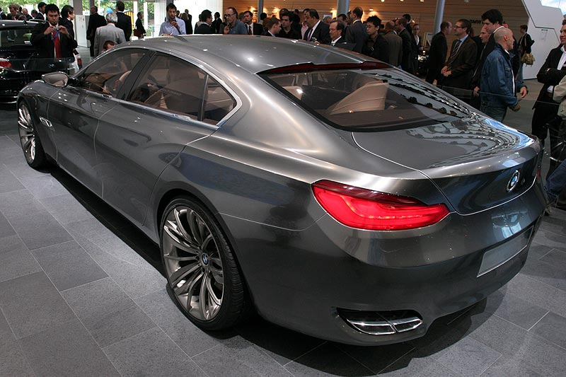 BMW Concept CS, IAA 2007 in Frankfurt