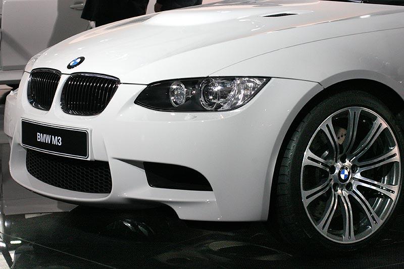 BMW M3 als Weltpremiere auf der IAA 2007