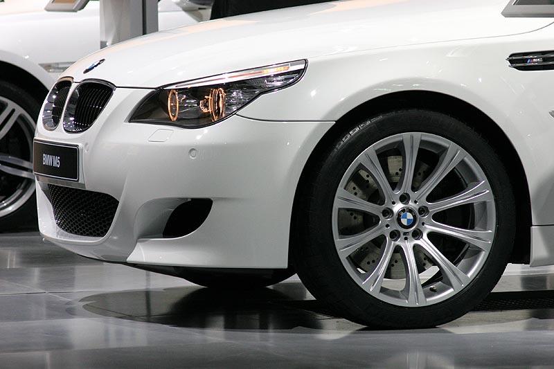 BMW M5 auf der IAA 2007