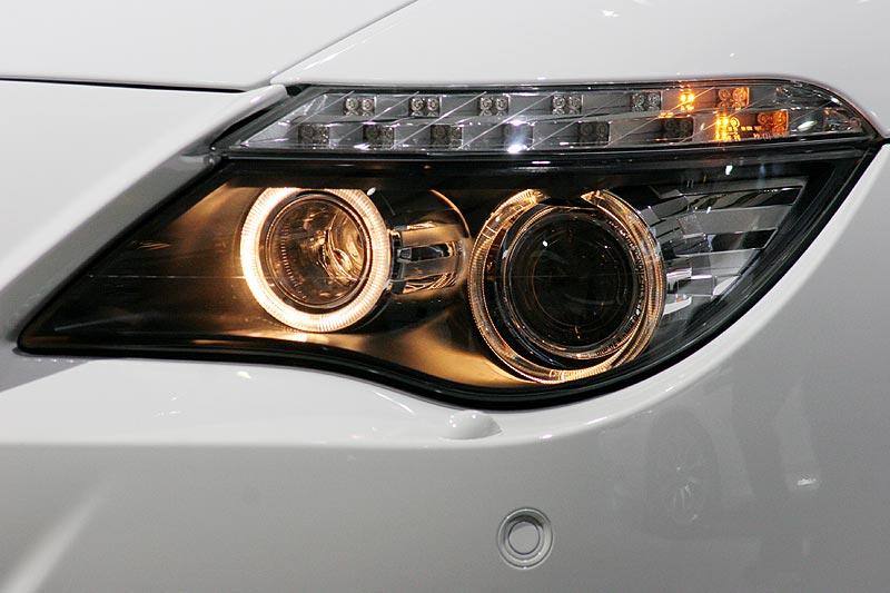 BMW M6 Scheinwerfer