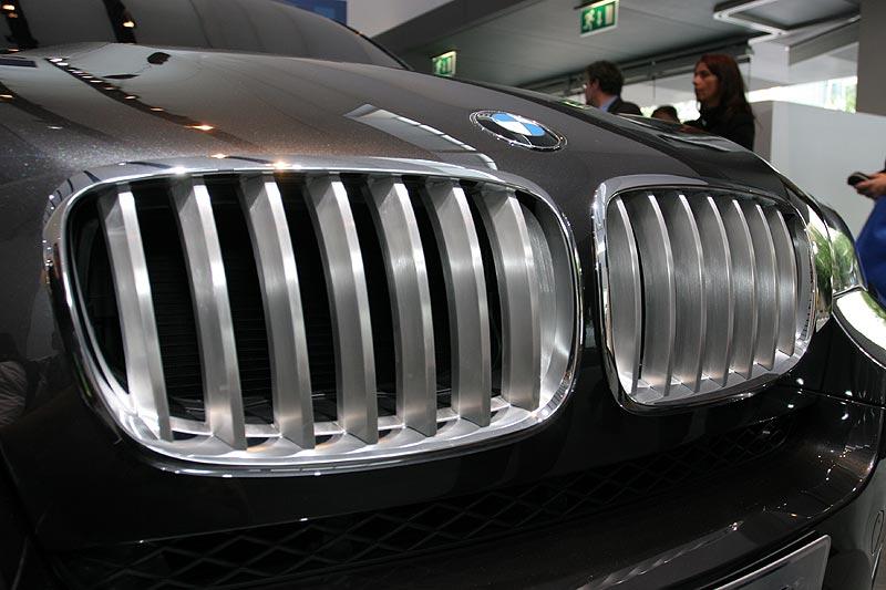 BMW Concept X6, Kühlergrill