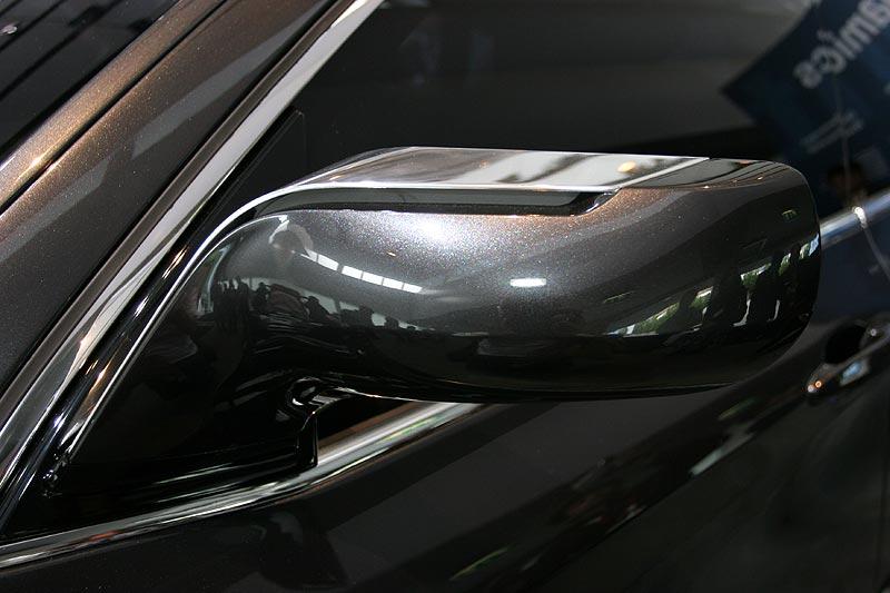 BMW Concept X6, Außenspiegel