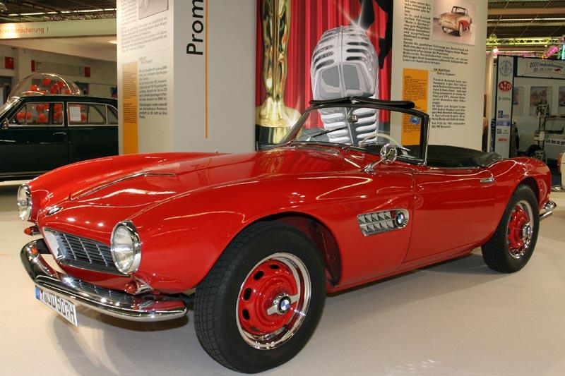 BMW 507, Baujahr 1951. Mehr Infos zum Auto auf 7-forum.com