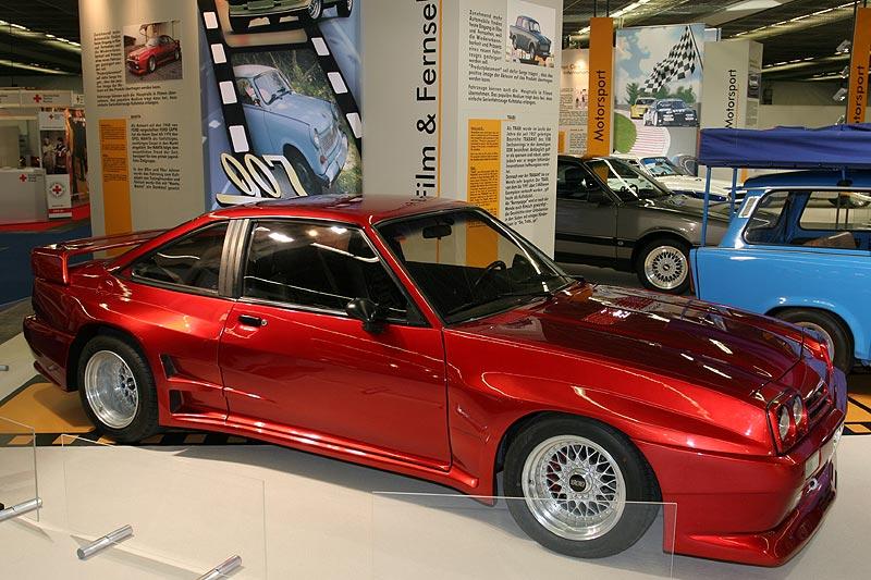 Opel Manta B GT/E, Baujahr 1979, R4-Motor, 1.900 cccm, 105 PS, vmax: 188 km/h, Produktion: 1.056.000 Stück