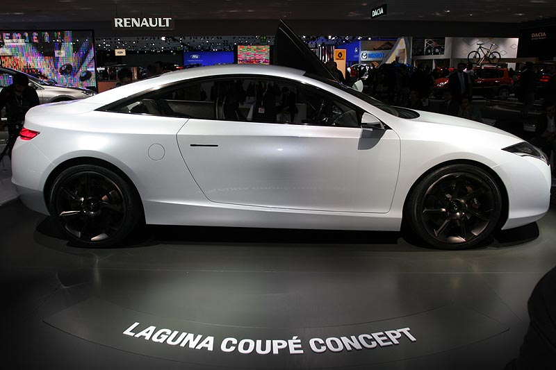 Foto Renault Laguna Coup Concept Auf Der Iaa 2007 Vergrert