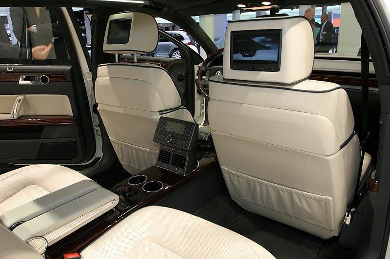 VW Phaeton Individual auf der IAA 2007